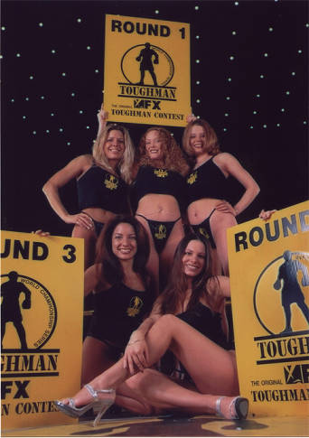 wwf girls in thongs
