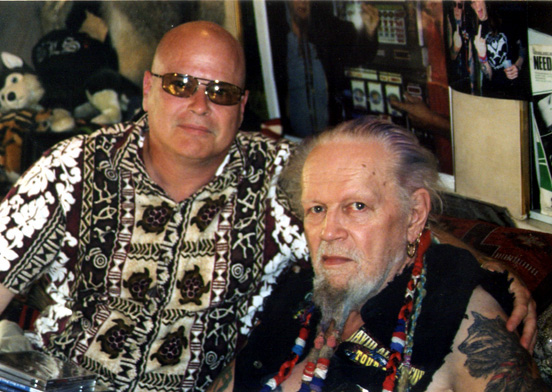 An Exclusive Interview With David Allan Coe